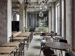 industrial lighting design. Restaurants: The Best Place To Find Industrial Lighting Design