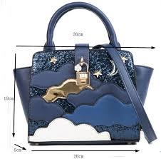 2019 <b>new</b> bags for women Girls Sequins Sailor Moon Bag <b>bat Wings</b> ...