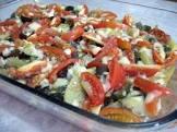 baked vegetables  turlu furno