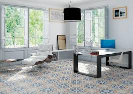 home office flooring. 10 Patterned Floor Tiles Design And Installation Tips » In Modern Home Office Flooring