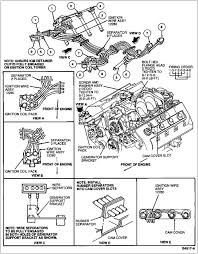 Spark plug wire diagram 1997 ford ranger 4 0 wiring in wires