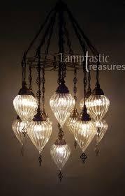 Turkish Lights Uk Modern Turkish Glass Chandelier