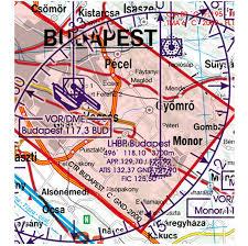 Hungary Rogers Data Vfr Aeronautical Chart 500k 2019 Crewlounge Shop By Flyinsite