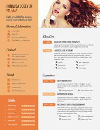 Design Haven Resume Cv Template With Portfolio A4 Us