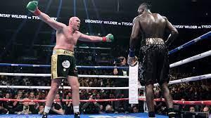 Boxing: Tyson Fury vs Deontay Wilder 3 ...