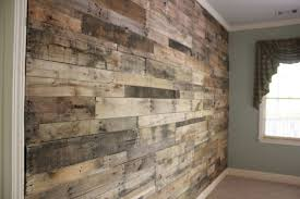 wood wall accent wall art ideas reclaimed wood accent wall bedroom