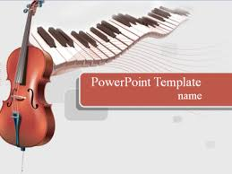 Music Powerpoint Template Free Music Powerpoint Templates Download