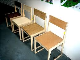 furniture flat pack. the chairkit_ gives punchout furniture a new pop look flat pack 2