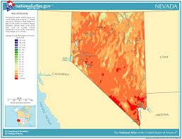 California Annual Rainfall Chart Annual Nevada Rainfall Severe Weather And Climate Data