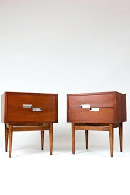 white mid century nightstand. White Mid Century Modern Nightstand Nightstands For Sale