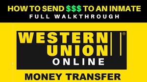 Western Inmate Online - Your Youtube Union Money To Send