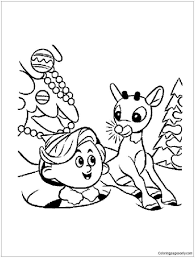 Beat Lego Elves Colouring Pages Printable Dreadeorg