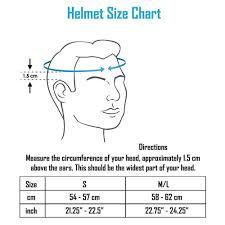 Bike Helmet Size Chart Airflow Bike Helmet Size Outdoor Pursuits