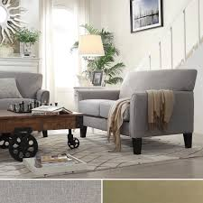 INSPIRE Q Uptown Modern Loveseat | Overstock Shopping - Great Deals on  INSPIRE Q Sofas