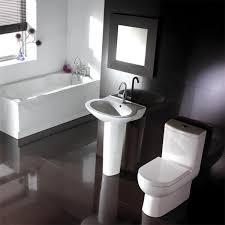 modern bathroom pedestal sink sink double n53 bathroom