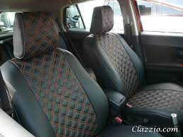 Quilted-Type Clazzio Leather Seat Covers & Quilted Clazzio Quilted Clazzio Quilted Clazzio Quilted Clazzio ... Adamdwight.com