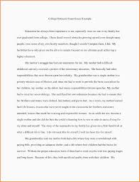 example college essays colleges essay examples good best  6 personal essay college examples essay checklist