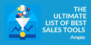 For Sales Best Sales Tools The Ultimate List 2019 Ampliz