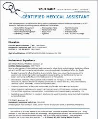 High School Diploma On Resume Classy Sample Resume For Medical Technologist Best Of Medical Assistant