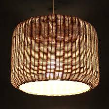 wicker lamp shades chandelier lightings and lamps ideas kolkatajournal com