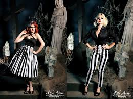Goth Pin Up Clothing