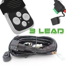 chrysler crossfire headlights 3 lead 12v wiring harness kit up to 54 inch led light bar remote control switch fits chrysler crossfire