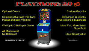 Gum Vending Machines Sale Interesting Pinball Gumball Vending Machines Gumball Machines Direct