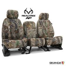 realtree camo car seat covers