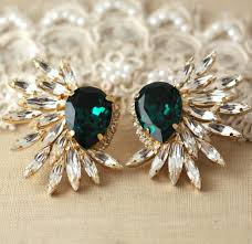 large size of surprising emerald statement swarovski earrings black chandelier claires withs rhinestone archived on