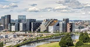 Oslo, die inklusive Smart City