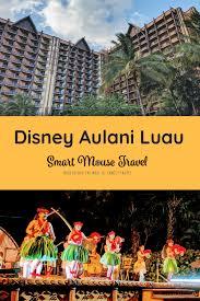 Aulani Luau Seating Chart Disney Aulani Luau Review And Vip Ticket Experience Smart
