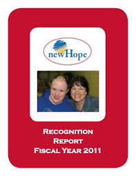 fiscal year 2016 new hope village