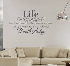 Wall Art Quotes Impressive Wall Art Quotes 48 In Decors