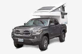 EarthCruiser GZL Pop-Up Truck Camper | HiConsumption