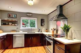kitchens without upper cabinets ideas kitchen without wall units kitchen shelves instead of cabinets designs and