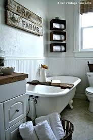 rustic farmhouse bathroom decor bathroom decor ideas pictures rustic farmhouse bathroom wall decor