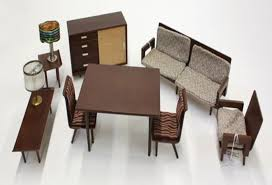 mid century modern dollhouse furniture. Modern Dollhouse Furniture Sets Pertaining To Prepare 12 Mid Century I