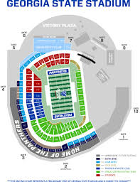 Alabama State University Football Stadium Seating Chart