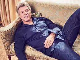 Today he continues to perform with his legendary band bon jovi. Jon Bon Jovi There S No Chance I D Put On A Pair Of Ripped Jeans Now Bon Jovi The Guardian
