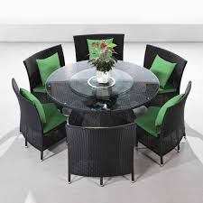 clever dining tables lovely 7 piece round dining table set clever round patio table set best