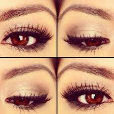 make up for brown eyes craft your beauty everyday makeup look ideas simple eye