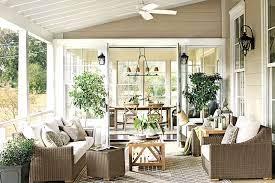 porch furniture layout
