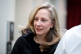 Rep. Abigail Spanberger (D-Va.), a moderate Democrat, is trying to bridge  the gap with progressives in her party. - The Washington Post