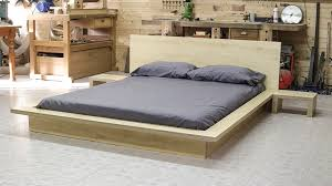 Image Furniture Finish Sanding All The Pieces That Make Up The Bed And Apply Three Coats Of Satin Waterbased Varnish Paoson Woodworking Tatami Style Bed Paoson Woodworking