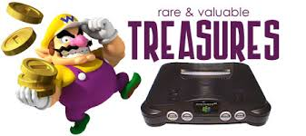 N64 Price Chart The Rarest And Most Valuable N64 Games Retrogaming With