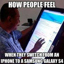 iPhone To Samsung | WeKnowMemes via Relatably.com