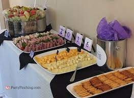 Top finger foods to order for graduation : Best Graduation Party Food Ideas Best Grad Open House Food Decor Gift