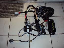 jdm 1999 2004 honda odyssey sliding door harness and switches