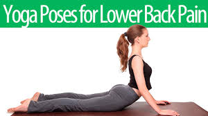 best yoga poses for lower back pain relief