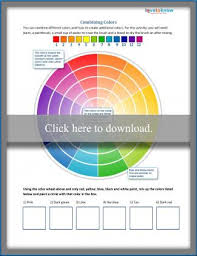 Various color wheels show primary colors, secondary colors and tertiary colors. Color Theory For Kids Lovetoknow